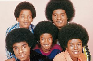 The Jackson Five, Who's dat boy in the middle? :)