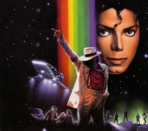 'Moonwalker.' Note: Whoever finds this DVD for me is my new best friend!